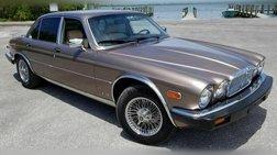 1986 Jaguar XJ-Series XJ6 Vanden Plas