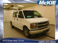2000 Chevrolet Express Cargo Van G2500