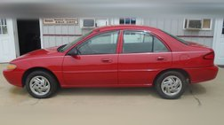 2001 Ford Escort Base