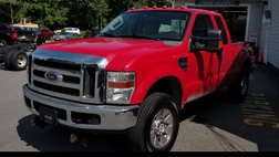 2008 Ford F-250 FX4 SuperCab Long Bed