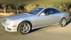 2003 Mercedes-Benz CL-Class CL 55 AMG