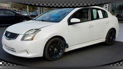 2011 Nissan Sentra SR