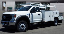 2020 Ford Super Duty F-550 XL 2WD Reg Cab 169 WB 84 CA