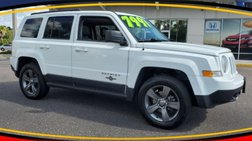 2013 Jeep Patriot Latitude