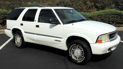 1998 GMC Jimmy SL