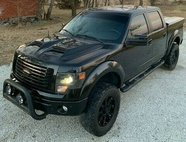 2014 Ford F-150 RARE BLACK OPS EDITION by Tuscany