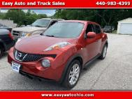 2012 Nissan JUKE S AWD