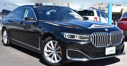2020 BMW 7 Series 740i xDrive