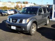 2005 Nissan Pathfinder XE