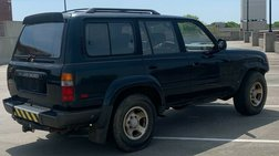 1995 Toyota Land Cruiser Base