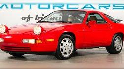 1991 Porsche 928 Base