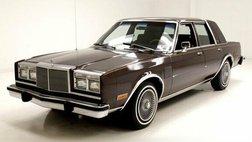 1982 Chrysler New Yorker Base