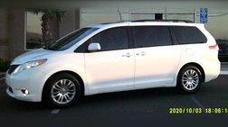2011 Toyota Sienna XLE Minivan 4D