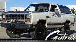 1985 Dodge Ramcharger 150