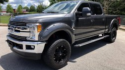 2017 Ford F-250 King Ranch Crew Cab 4WD