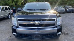 2008 Chevrolet Silverado 1500 LT Pickup 4D 5 3/4 ft