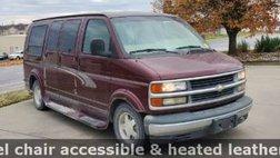 1998 Chevrolet Chevy Cargo Van Base