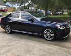 2014 Mercedes-Benz E-Class 4MATIC WITH SPORTS PKG