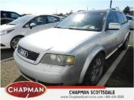 2004 Audi Allroad Base