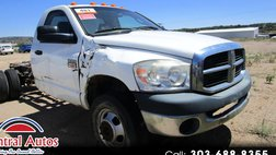 2009 Dodge Ram Chassis 3500 ST