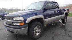 2000 Chevrolet Silverado 2500 LT