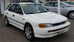 1995 Subaru Impreza L