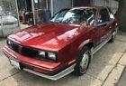 1985 Oldsmobile Cutlass Calais Base