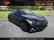 Used Infiniti G37 Convertible for Sale (from $9,899