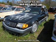 1991 Mercedes-Benz 500-Class 500 SL