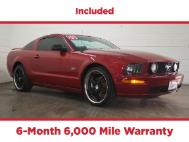 2008 Ford Mustang GT Deluxe
