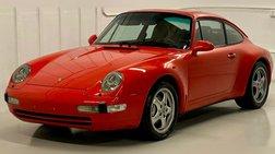 1995 Porsche 911 Carrera 4