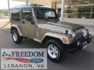 2004 Jeep Wrangler Sahara