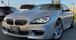 2016 BMW 6 Series 650i Gran Coupe