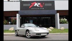 2001 Porsche Boxster Base