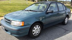 1993 Toyota Tercel DX