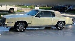 1983 Cadillac Eldorado Base