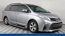2018 Toyota Sienna LE 7 Passenger