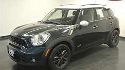 2012 MINI Cooper Countryman S ALL4