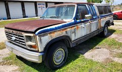 1984 Ford F-150 SuperCab 2WD