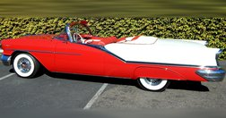 1957 Oldsmobile Ninety Eight Convertible J2 Tri Power V8 Restored