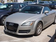 2008 Audi TT 3.2 quattro