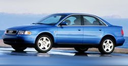 1999 Audi A4 quattro 1.8T