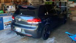 2013 Volkswagen Golf R Base