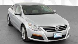 2012 Volkswagen CC Sport Sedan 4D