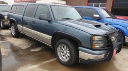 2006 Chevrolet Silverado 1500 LT Pickup 4D 5 3/4 ft