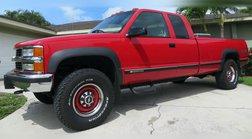 1997 Chevrolet C/K 2500 Silverado 2500