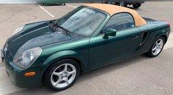 2001 Toyota MR2 Spyder Base