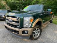 2011 Ford F-250 XLT Crew Cab Long Bed 4WD