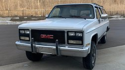 1990 GMC Suburban V1500