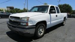 2005 Chevrolet Silverado 1500 W/T